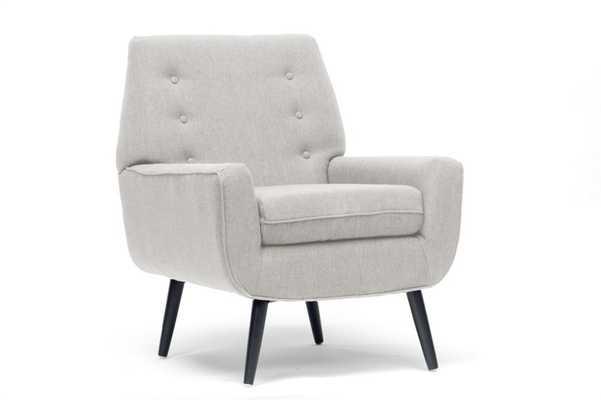 Baxton Studio Levison Modern Accent Chair - Lark Interiors