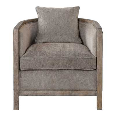 Viaggio Accent Chair - Hudsonhill Foundry