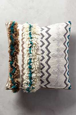 """Tufted Ariany Pillow - 20"""" x 20"""" (Polyfill) - Anthropologie"""