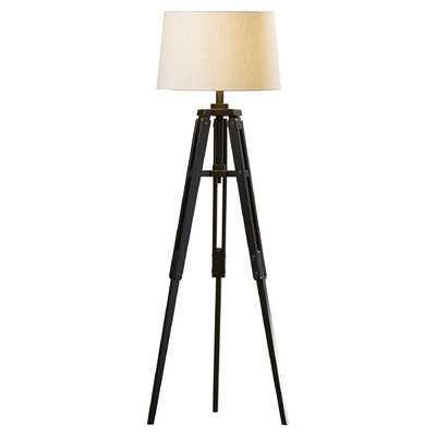 "Alencon 62"" Tripod Floor Lamp - Wayfair"