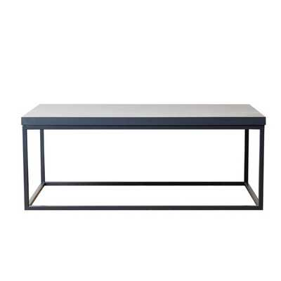 Hecht Coffee Table - Blue - AllModern