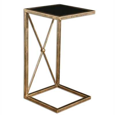 Zafina, Side Table - Hudsonhill Foundry