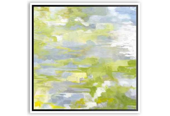 "Michelle Armas, Payton - 24"" x 24"" - White frame without Mat - One Kings Lane"