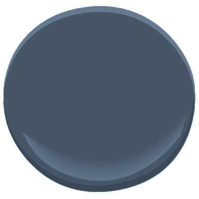 Benjamin Moore Newburyport Blue-Sample - Benjamin Moore