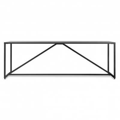 Strut X-Large Table - Slate - BluDot