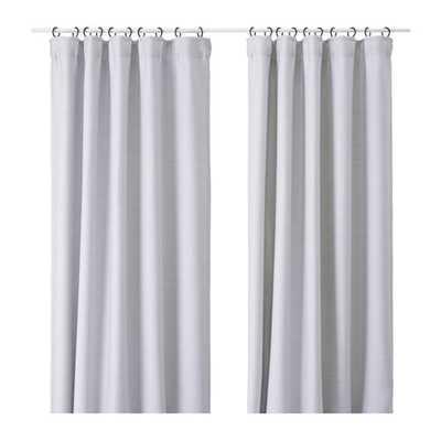 VILBORG Curtains - Ikea
