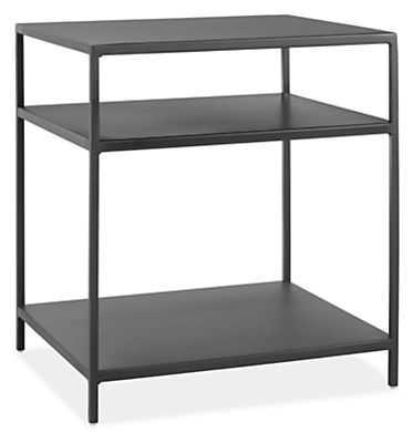 Slim End Table - 20x18x22 - Room & Board