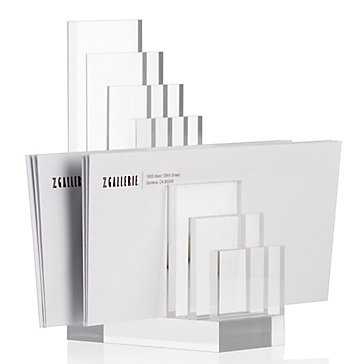 Acrylic Desk Accessories - Collator - Z Gallerie