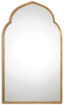 Kenitra Gold Arch Mirror - art.com