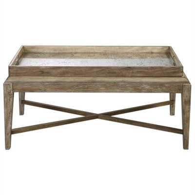 Marek Coffee Table - Hudsonhill Foundry