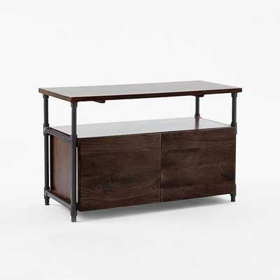 Pipe Media Console - Short - West Elm
