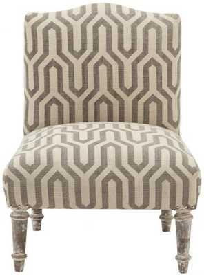 Alik Kilim Chair - Home Decorators