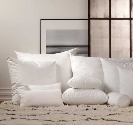 """Down Alternative Pillow Insert - 24"""" x 24"""" - Noble Feather Co."""