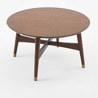 Reeve Mid-Century Coffee Table - Walnut - West Elm