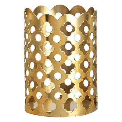 Golden Glam Cup - Pencil Cup - Pottery Barn Teen