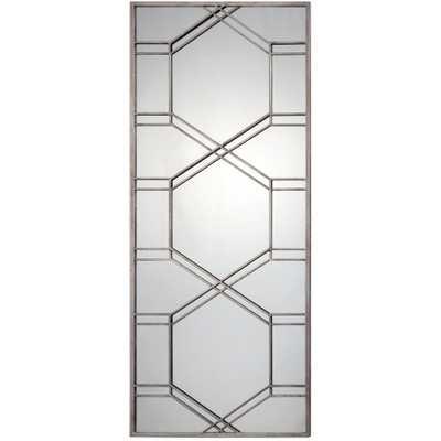 Uttermost Kennis Leaner Floor Mirror - 29W x 70H in - Hayneedle