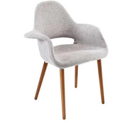 Adams Hill Arm Chair LIGHT GRAY - Apt2B