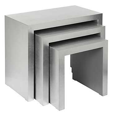 Astair Nesting Tables - Set of 3 - Z Gallerie