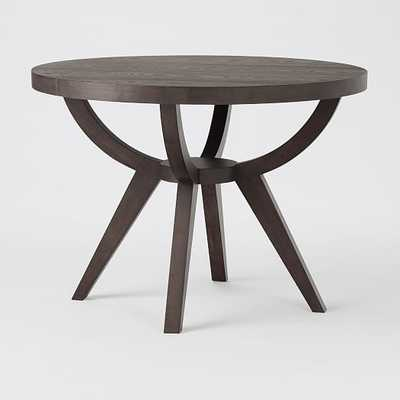 "Arc Base Pedestal Table - 42"" - West Elm"