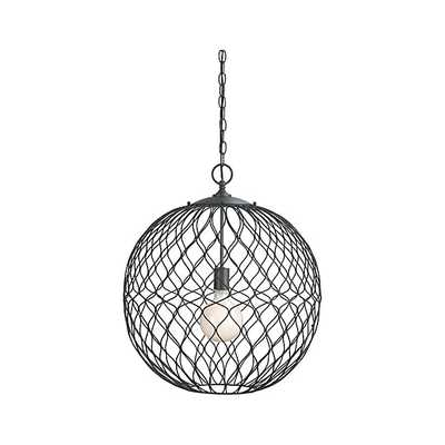 Hoyne Pendant Light- Small - Crate and Barrel