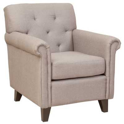 Tufted Lounge Chair - Wayfair