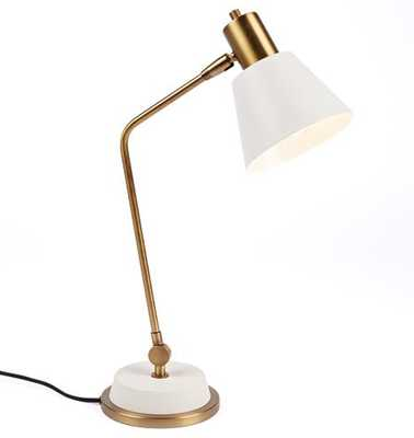Cylinder Task Table Lamp - Rejuvenation