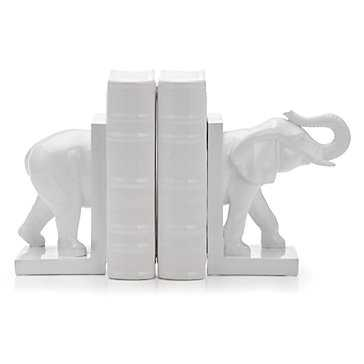 Elephant Bookends - Z Gallerie