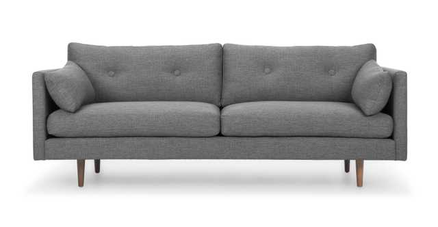 Anton Gravel Grey Sofa - Article