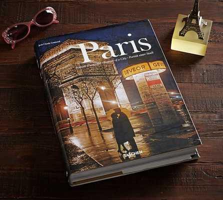 Paris: Portrait of a City by Jean-Claude Gautrand - Pottery Barn