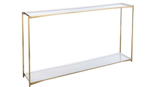 Cleo Console Table - CB2