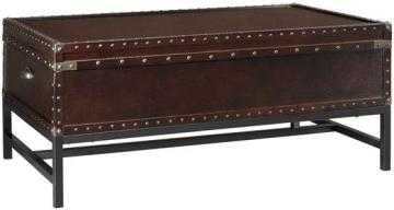 Trunk Coffee Table - Home Depot