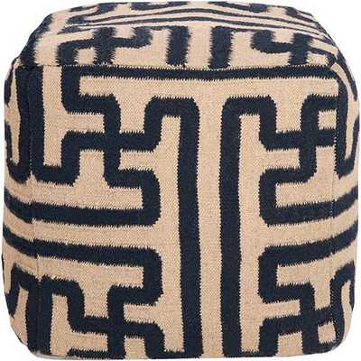 SAHARA POUF - Home Decorators
