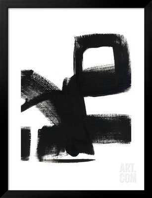 "UNTITLED 1 - 33"" x 43"" - GRAMERCY Frame - art.com"