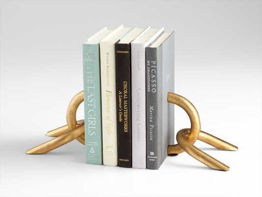 Goldi Locks Bookend - Burke Decor