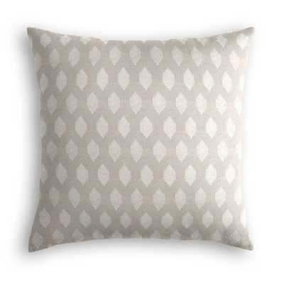 Throw Pillow - Bindi - With Down Insert - Loom Decor