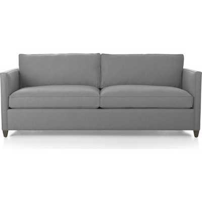 Dryden Sofa [data-fabric :Diamond] - Crate and Barrel
