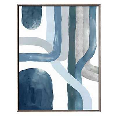 Blue Crossing 2 - Z Gallerie