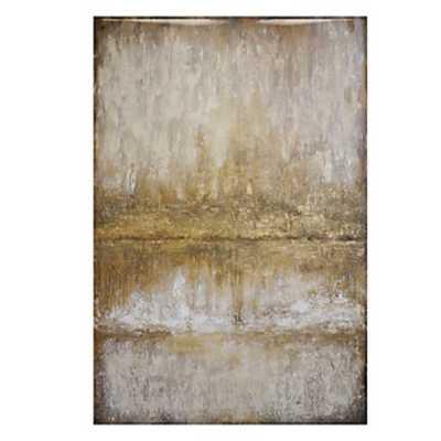 Golden Gaze - Glass Coat - Z Gallerie