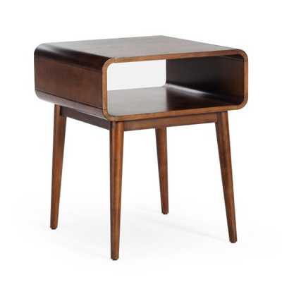 Belham Living Carter Mid Century Modern Side Table - Hayneedle