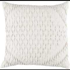 """Baker BK-005 Pillow - 20"""" x 20"""" - Polyester Insert - Neva Home"""