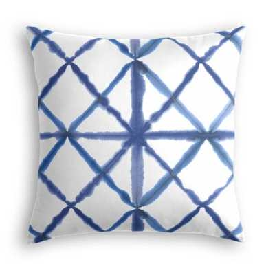 "Throw Pillow  Pixel - Allure - 20"" x 20"" - Poly Fiber Insert - Loom Decor"