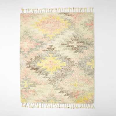 Ashik Wool Rug - Multi - 8' x 10' - West Elm