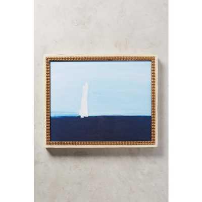 Daniela Orlev For Artfully Walls   Anthropologie Sea Sailboat Wall Art [REGULAR] - Anthropologie
