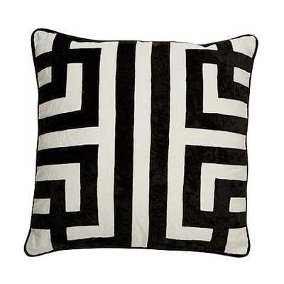 Mazey Pillow - Down Insert - Ballard Designs