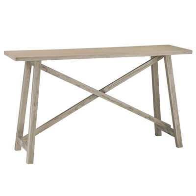 Driftwood Console Table - Layla Grace