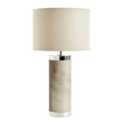 Casa Florentina Hair on Hide Table Lamp - Ballard Designs