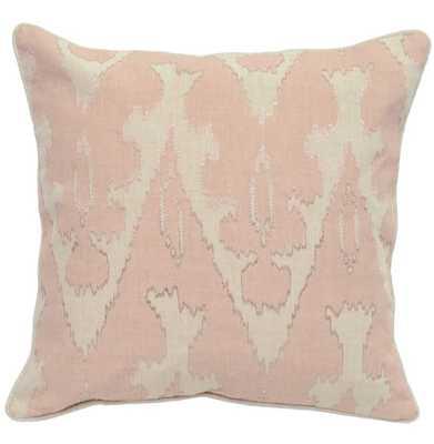 Fae Blush Pillow - No Insert - High Fashion Home