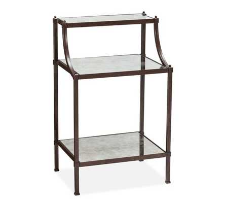 Etagere Bedside Table - Pottery Barn