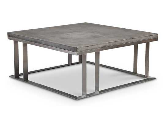GALEN COFFEE TABLE, SQUARE - Curated Kravet