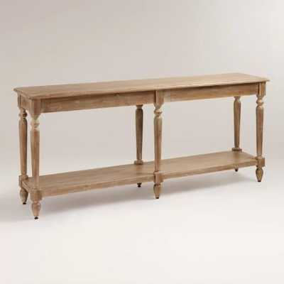 Everett Foyer Table - World Market/Cost Plus